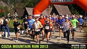 Cozia Mountain Run ~ 2013