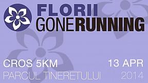 Florii Gone Running ~ 2014