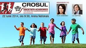 Crosul Societatii Academice a Stiintelor Comportamentale din Romania ~ 2014