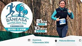 Baneasa Winter Trail Run ~ 2016